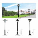 Pôle Decoratived 30W pour 3m 3,5 m 4m 4,5 m du parc de Jardin Lampe à LED
