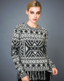 Fashion Sweater 17brpv009 der Dame