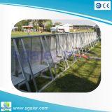 Barriera di alluminio usata barriera 2016 di controllo di folla di Mojo della barriera di obbligazione