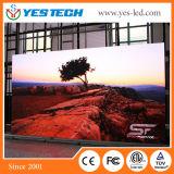 P1.6 P1.9 P2 P2.5小さいピクセルLEDスクリーン(劇場、ショッピングモール、ホテルのために)