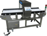 Detector de metales plástico del transportador de correa para la industria