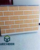 外部壁のクラッディングの金属の装飾のパネルのための暖かい絶縁体のパネル