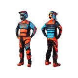 주황색 경주 의류 Mx 기어 180 송골매 Motocross Jerseys (AGS03)