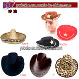 Halloween Decoration Halloween Party Custome Accessoire Party Hat Party Items (H8002)