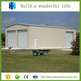 금속 조립식 건물 빛 강철 구조물 제작 창고 건축