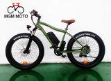 Graisse de la neige des pneus vélo électrique 500W pour l'homme
