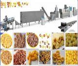 Полностью автоматическая отекшим закуски питание машины/Завтрак хлопья, кукурузы Пелле закуска продовольственной производственной линии