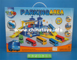 2016new Toys Deformationcar con Parking Lot (9125143)