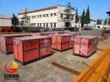 Soportes de rodillos transportadores SPD para plantas de hormigón