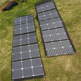 100W Sunpower saco de carregador solar com 5 anos de garantia da fábrica TUV