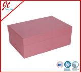 磁石が付いているピンクの優雅な包装ボックス/ペーパーギフト用の箱/ギフト用の箱/紙箱/
