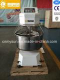 Doppia impastatrice a spirale della macchina 50kg del mescolatore di alimenti di velocità