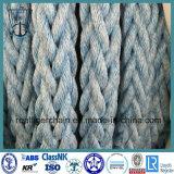 Liegeplatz-Seil der chemischen Faser-12-Strand