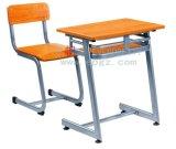 Mesa da escola e venda por atacado dobro da cadeira em África e no leste MEADOS DE