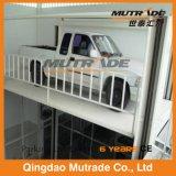 Mesa de levantamento de carro de piso de quatro postos hidráulicos