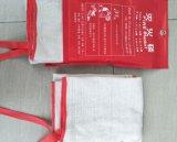 Cobertor de retardamento Inflaming Vehicle-Mounted eficiente do incêndio do equipamento do incêndio das despesas de família da fibra cerâmica de tomada de venda direta da fábrica