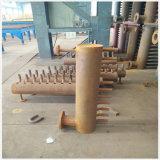 Alta tecnología de soldadura Cabezal de la caldera de vapor