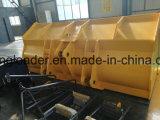 鉱山機械5トンの車輪のローダー