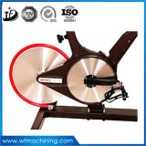 Soem-Roheisen-Schwungrad-Sand-Gussteil-Schwungrad für Übungs-Fahrrad