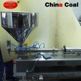 Uma máquina de empacotamento de vidro principal horizontal do engarrafamento