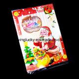 Cartão feito sob encomenda da música para o Natal