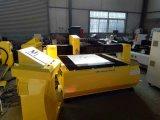 CNC van de Platen van het Metaal van de hoge Precisie de Goedkope Scherpe Machine van het Plasma