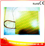 Silicone Rubber Aquecedor de impressora 3D 220V 650W 425 * 425 * 1.5mm 3m Adhesive
