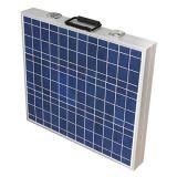 100W 야영 절기에서 비용을 부과를 위한 휴대용 태양 전지판 장비