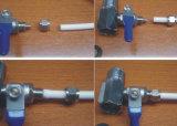 Conector de alimentação de água para uso doméstico de válvula +3/8 RO de purificador de água