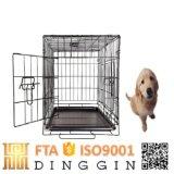 Gabbia del cane dell'acciaio inossidabile da vendere