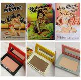La historia del bálsamo Sexy Bahama Mama Series Matte Color 3 Color Maquillaje Foudation Blusher polvo para la señora