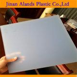 Radura e metallina acrilica Plexi della scheda glassata colore