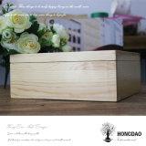 Фотоий Hongdao изготовленный на заказ деревянное и коробка USB с магнитом Wholesale_F