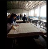 Folheado de madeira de alta qualidade natural MDF MDF folheado de madeira decorativa