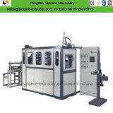 Linha de produção plástica da folha/placa de PP/PVC/Pet/PS Vacuumforming