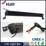 180W incurvé outre de la barre d'éclairage LED de radius de la route 14400lm avec le CREE DEL