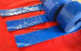 SGS Aprovado mangueira de água revestida de plástico para irrigação agrícola 100