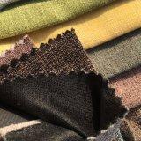 Полотно смотря ткань софы полиэфира (R013)