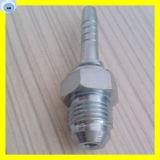Ajustage de précision hydraulique économique droit mâle de Jic 37 SAE J514 Jic