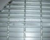 Grata d'acciaio di saldatura galvanizzata tuffata calda resistente personalizzata