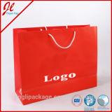 Paper relativo à promoção Retail Shopping Bag Paper Bags com Logo Printing