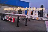 LKW-Schlussteil-Hersteller verkaufen Flachbettbehälter-halb Schlussteil