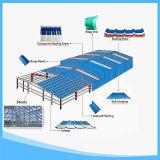 3-Layer плитка структуры UPVC делая водостотьким