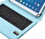 Slim Wireless Bluetooth plegable Flexible Teclado del PC para Pad