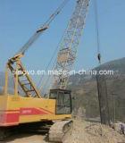 Gru cingolata di sollevamento di sollevamento idraulica della strumentazione CQUY550