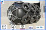 Pára-choque de borracha pneumático moldado para operações Ship-to-Ship