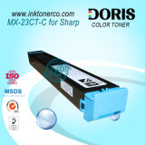 Mx23 Toner copiadora en color MX-2310U MX-2616N MX-3111U MX-3116N para Sharp