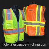 Veste da segurança com o certificado ANSI107 (C2027)