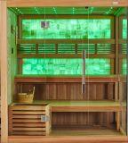Stanza asciutta di alta classe di sauna di nuovo disegno di modo di Monalisa (M-6048)