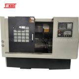 Pente Tour CNC de lit en métal avec alimentation automatique CK6350